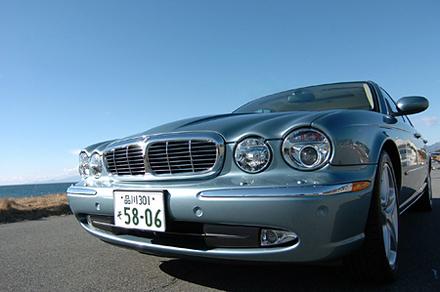 ジャガーXJ Super V8 L(6AT)【試乗記】