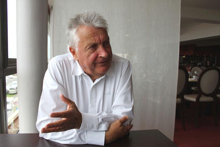 (前編からの続き)ルノーとは別の組織として設立された、オートモビル・アルピーヌのベルナール・オリヴィエCEO。今回、コンセプトカーの「セレブレーション・ディエップ」に関する話をうかがった。