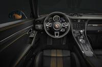 最高出力607psの「ポルシェ911ターボSエクスクルーシブシリーズ」登場の画像