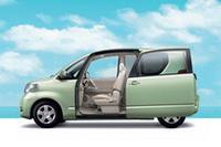 「トヨタ・ポルテ」をマイナーチェンジの画像