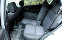 トヨタ・カローラ スパシオ 1.8 Sエアロツアラー(FF/4AT)【ブリーフテスト】の画像