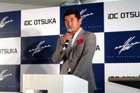 KEN OKUYAMA DESIGNの奥山清行代表。