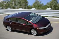 ホンダの次世代燃料電池車「FCXコンセプト」、2008年限定販売の画像