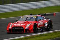 No.23 MOTUL AUTECH GT-R(松田次生/ロニー・クインタレッリ)。追い上げを見せるも、逆転勝利はならず。
