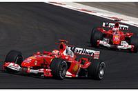 3戦して早くも2回の1-2フィニッシュ……フェラーリに死角はあるのか?(写真=フェラーリ)