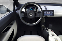 フォルクスワーゲンのコンセプトカー「up!」発表【フランクフルトショー07】の画像