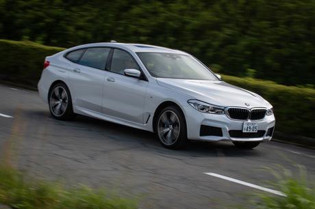 「BMW 6シリーズ」に、リアに巨大なハッチを備えた「グランツーリスモ」が仲間入り。まずは特徴的なスタイ...