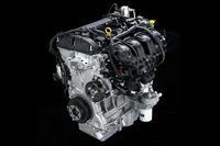 「タイタニアム」に搭載される2リッター直4直噴ターボエンジンの「2.0L EcoBoost」。