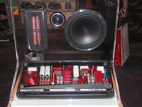リボンミッド/トゥイーター採用のハーツのセパレート3ウェイシステム、MLK3。