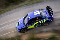 WRCニュージーランド、ソルベルグ/スバルが優勝【WRC 04】の画像
