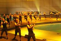 ダンス、カンフー(!)、演奏と、パフォーマンスが次から次へと披露された。