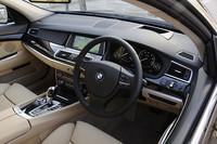 BMW535iグランツーリスモ(FR/8AT)【試乗速報】の画像
