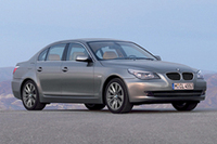 「BMW5シリーズ」がマイナーチェンジの画像