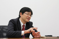 今回お話をうかがった、BMWジャパンのアフターセールス・ディビジョン テクニカル・サービス・マネジャー 加瀬俊一さん。