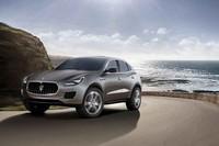 マセラティ、新型SUV「クーバン」を発表【フランクフルトショー2011】