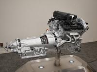 2010年秋発売の「フーガ」に採用される、日産オリジナルのハイブリッドシステム。2つのクラッチを持つことで、モーター走行時や減速時にエンジンを完全に切り離すことができる。