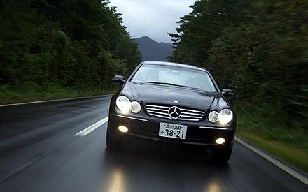 メルセデスベンツ CLK320(5AT)【ブリーフテスト】