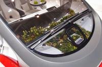 リンスピードのコンセプトカーは、その奇抜さで知られる。「オアシス」のフロントには、箱庭が!?