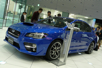 「スバルWRX STI Type S」