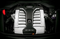 500psの「アウディA8 L W12 クワトロ」発売