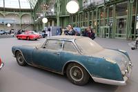 【写真2】「ファセル・ヴェガ・ファセルII」のリアビュー。40年間、ガレージで惰眠をむさぼっていた。ボディーカラーはピーコックブルー。