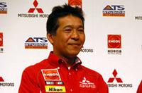 3連覇の夢は叶えられなかった増岡浩。悔しくないはずはないだろうが、チームプレイに徹し、2位を受け入れたその顔は、穏やかに見えた。