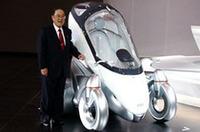 【東京モーターショー2003】トヨタ「ハイブリッドをコアテクノロジーに」の画像