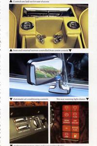 """「シルバースピリットI」のカタログから、ロールスがつくられる""""雰囲気""""をお楽しみください。"""