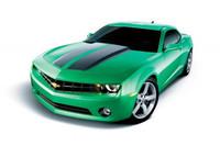 緑色の「シボレー・カマロ」、本国で限定発売