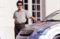 自動車ジャーナリストの河村康彦氏。