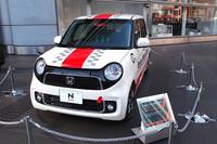 ホンダは現在、新型軽「N-ONE」を使った参加型モータースポーツも準備中。2014年には、シリーズ化する計画だという。
