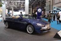 アルピナ、2モデルを世界初公開【東京モーターショー2011】