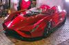 KEN OKUYAMAがワンオフのスーパーカー「kode57 Enji」を披露