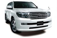 トヨタモデリスタ、新型SUV「ランドクルーザー」のカスタムパーツ発売の画像