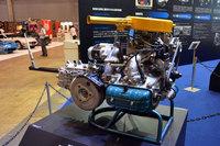 「EA52」型エンジン。