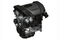 新採用の2リッター直噴ガソリンエンジン。