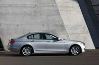 BMW、新型「5シリーズ」の概要を公開