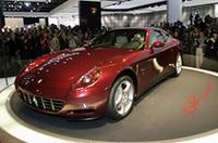 【デトロイトショー2004】フェラーリの新型2+2「612スカリエッティ」公開