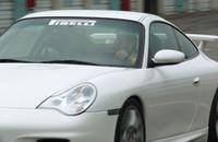 サーキット試乗の目玉は写真の「GT3」と、ポルシェ初のSUV「カイエンS&ターボ」。 (写真=清水健太)