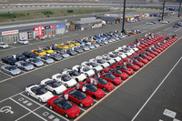 「NSX 20th Festival Motegi 2010」開催