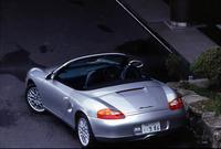 ポルシェ2001年モデルボクスター/ボクスターS【試乗記】の画像