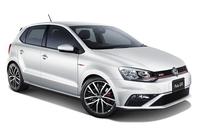 2015年2月に登場した新型「ポロGTI」。年内にはマニュアルトランスミッション車の導入も予定されている。