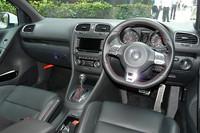 「VWゴルフ」にスポーティモデル「GTI」追加の画像