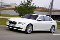 BMW760Li(欧州仕様)
