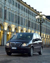 「ランチア・フェドラ」2008年モデル(写真=FIAT)