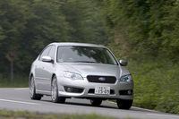 スバル・レガシィB4 3.0R Spec.B(4WD/6MT)【短評】
