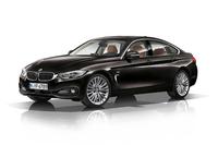 「BMW 4シリーズ グランクーペ」