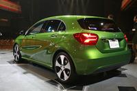 「メルセデス・ベンツA180 Edition Green」