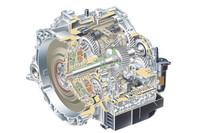 ボルボがゲトラク社と共同開発したデュアルクラッチギアボックス、「パワーシフト」。