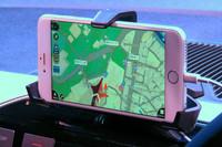 新たにオプション設定された、純正インフォテインメントシステム「Composition Phone」。